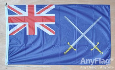 - BRITISH ARMY ENSIGN ANYFLAG RANGE - VARIOUS SIZES
